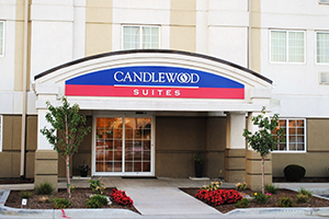 Candlewood Suites Fort Wayne, IN